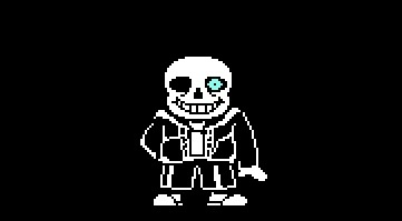 Bad Time Simulator (Sans Fight)